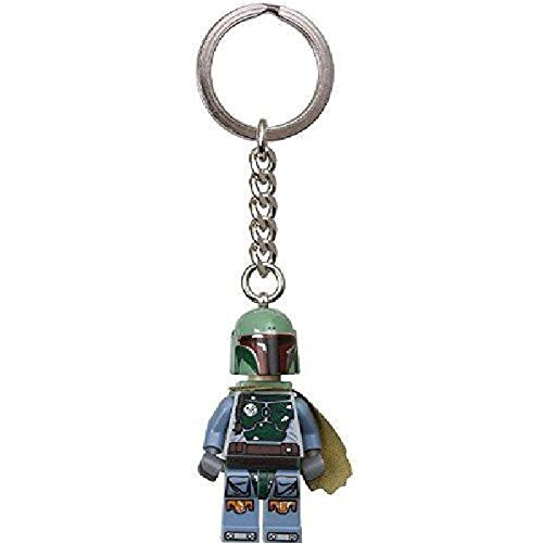 LEGO Star Wars Boba Fett Key Chain – Tasche
