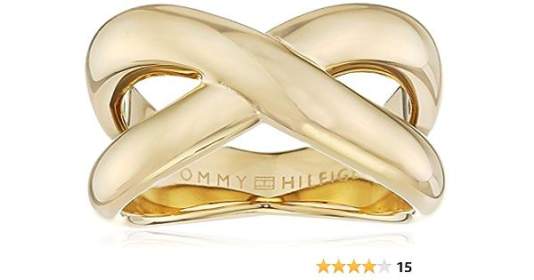 Tommy Hilfiger Ring Classic Signature aus Edelstahl