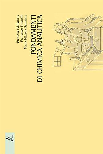Fondamenti di chimica analitica di Francesco Filippelli