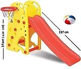 Best Outdoor Slide - TruGood Indoor/Outdoor Foldable Baby Garden Slide for Kids Review