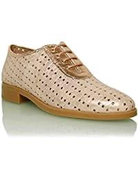 Pitillos Zapato Inglés de Piel