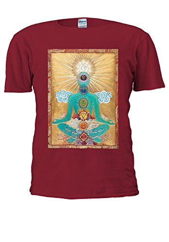 Buddha Budha Buddhism Cool Estetic Novelty Forest Men Women Unisex Top T Shirt-XXL