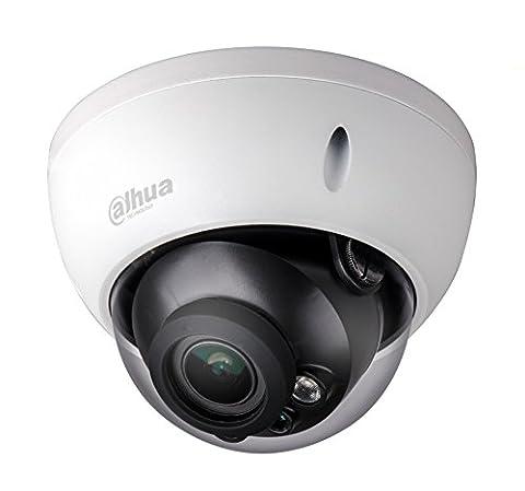 IP Camera 2K Dahua ipc-hdbw2421r-zs, 4Mpix, 2.7–12mm, P2P, mobile app,