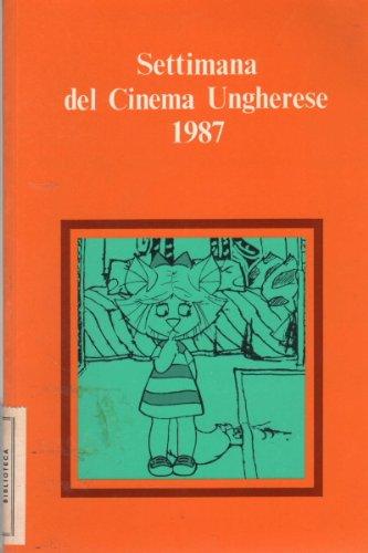 Settimana del Cinema Ungherese 1987