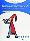 NÚMEROS Y OPERACIONES 5 SANTILLANA CUADERNOS - 9788468012315