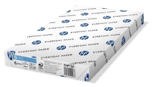 Hewlett-Packard CHP120 Kopierpapier HPOffice 80 g/m², A3 500 Blatt weiß (Hewlett Packard Hp 500 Blatt)