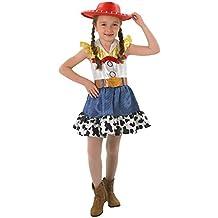 Rubie's - Disfraz oficial de Jessie de Toy Story de Disney para niña - Talla grande