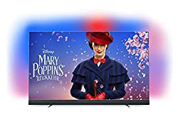 Philips 55OLED903/12 139cm (55 Zoll) OLED TV (4K Ultra HD, Ambilight, Android Smart TV)