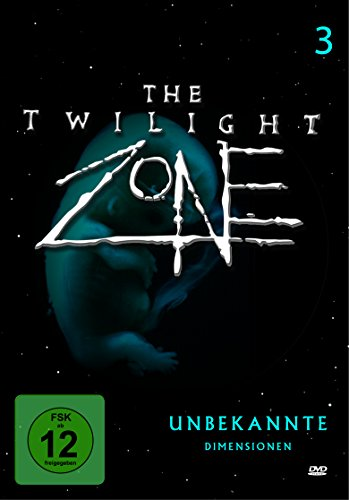The Twilight Zone: Unbekannte Dimensionen - Teil 3 [4 DVDs] (Twilight Dvd Filme)