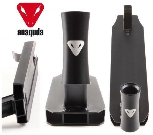 Preisvergleich Produktbild Anaquda Deck V2 2014 Stunt-Scooter integrated Freestyle Flex brake Black 50cm