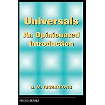 Universals: An Opinionated Introduction (Focus Series)