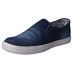 1 WALK MAPPLE COLLECTION ORIGINAL COMFORTABLE STYLISH WOMEN SHOES /SNEAKERS/COLLEGE WEAR/2018 LATEST COLLECTION/PARTY WEAR/CASUAL WEAR/WEEDING WEAR-Blue-K218B-39