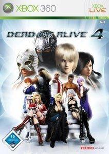 Dead or Alive 4 (deutsch) (XBOX360)