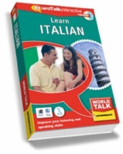 Preisvergleich Produktbild Lernen Sie Italienisch,  1 CD-ROM Verbessern Sie Ihre kommunikativen Fähigkeiten. Für Windows 98 / 2000 / ME / XP und MacOS 9 oder X