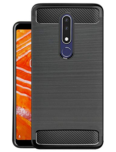 Jkobi Back Cover for Nokia 3.1 Plus