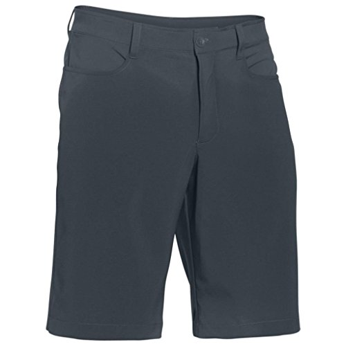 Under Armour Herren UA Tech Short Kurze Hose, Stealth Gray, 38