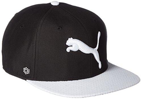 Puma Casquette de Baseball - Homme Taille Unique - Noir - Taille Unique