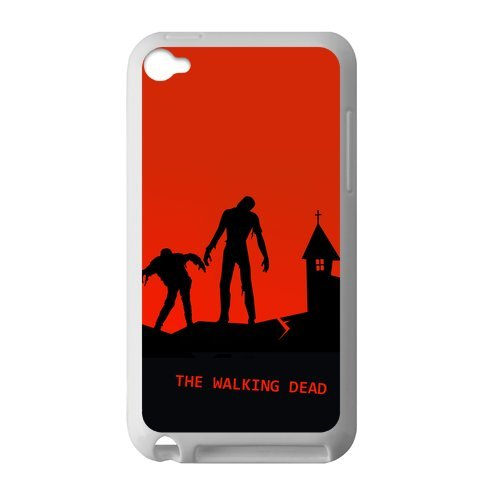 Walking Dead iPod Touch 4 Case Custom Cover TPU für iPod Touch 4 ()