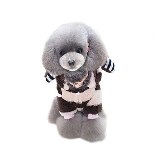 Kostüm Dog Kaninchen - FITIN PET Cat Dog Clothing Dog Cats Apparelpet Verkleiden Große Ohren Kaninchen Mantel Mantel Dog Cats Kostüme,Pink,L