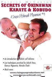 Secrets of Okinawan Karate & Kobudo Koryu Uchinadi Nyumon 2 DVD Box by Patrick McCarthy