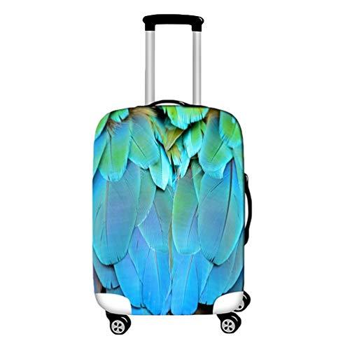 YiiJee Kofferhülle Schutz Bezug Luggage Cover Elastic Gepäck Koffer Drucken Abdeckung Für Beutel Als Bild4 S