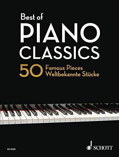 Best of Piano Classics: 50 Famous Pieces (English and German Edition) by Hans-Gunter Heumann (2012-10-24)