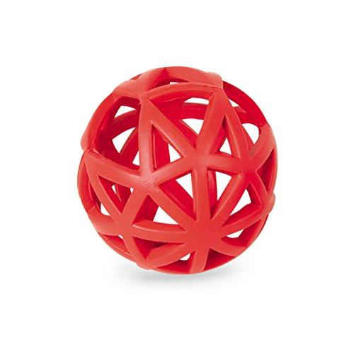 Nobby Hohlfaser-Ball aus Gummi, Hundespielzeug -