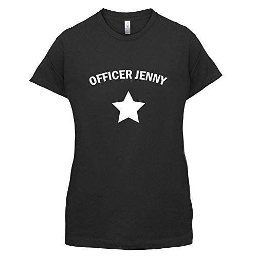 Dressdown Women's Officer Jenny T-Shirt - 11 Colours (Officer Jenny)