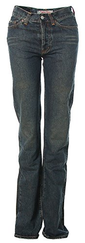Take Two Damen Jeans Hose 5-Pocket Style Skinny W27 L34 dark blue Elvis (Jeans Zwei Pocket-skinny)