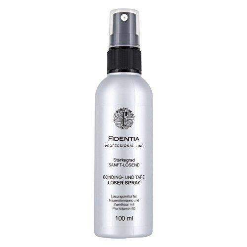 Fidentia Bonding- und Tape Löser für Hair Extensions, Perücken und Haarteilen - Made in - Echthaar Tape