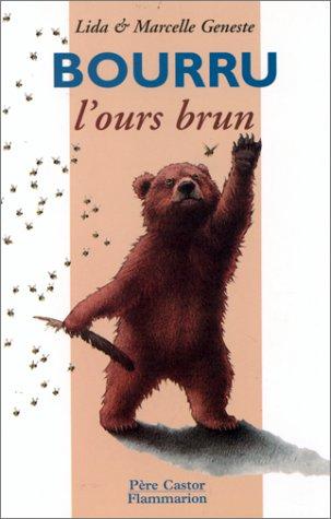 Bourru : L'ours brun par L Geneste