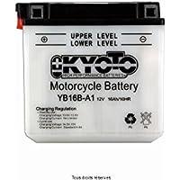 LANDPORT MOTORCYCLE GEL SEALED BATTERY YB10L-A2 12V 11AH
