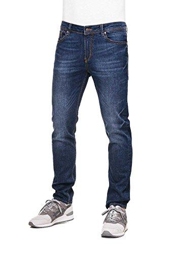 REELL Men Jeans Spider Artikel-Nr.1102-001 - 01-001 Premium Dark Blue
