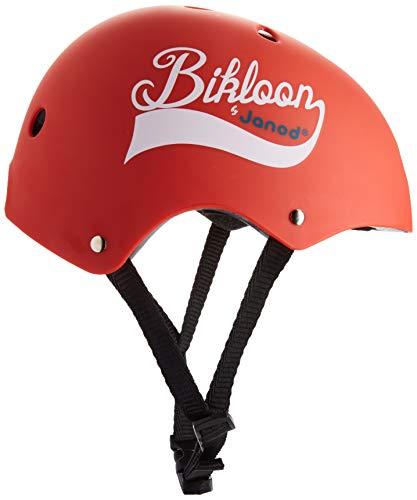 Janod J03270 - Bikloon Helm, rot