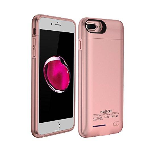 YiYunTE Funda Batería iPhone 6/6S/7 Case Carcasa