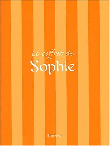 Sophie : Cakes - Compotes (Coffret de 2 volumes)