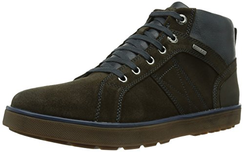 Geox U MATTIAS B ABX, Herren Chukka Boots, Braun (CHESTNUTC6004), 46 EU (11 Herren UK)