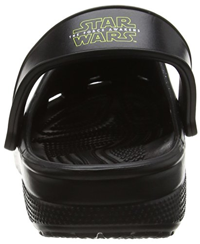 Crocs Classic Star Wars, Sabot Unisex-Adulto Nero (Black)