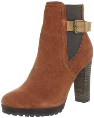 Pepe Jeans London PFS10677, Damen Chelsea Boots, Braun (197Rust), EU 36