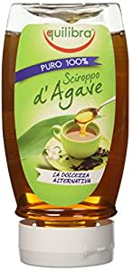 Equilibra Sciroppo d'Agave 100%, 350 g