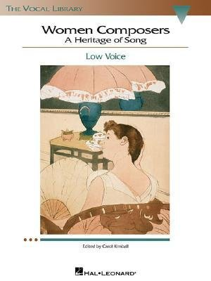 Heritage of Song: Low Voice)] [Author: Carol Kimball] published on (January, 2005) (Carol Kimball Song)