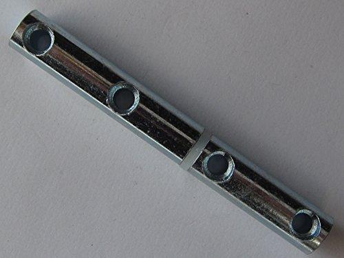 Hettich Renovierband, ø 11 x 87,5 mm, Stahl verzinkt 1 Stück, 9130616
