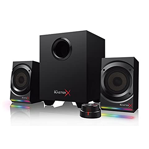 Creative Sound BlasterX Kratos S5 Enceinte PC