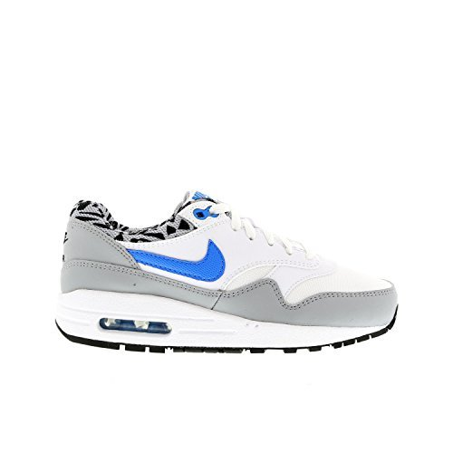 nike air max 1 imprimé (GS) baskets 719954 Baskets