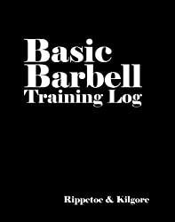 Basic Barbell Training Log