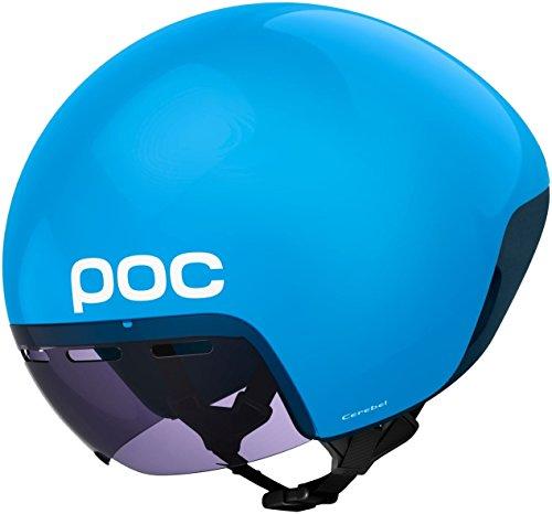 Poc Mtb Helm Cerebel Garminium Blau (Medium , Blau)