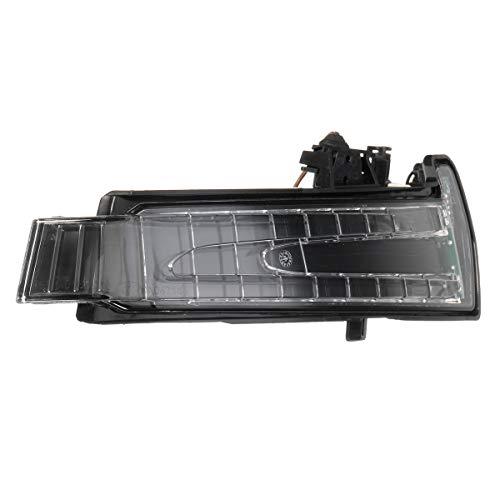 SODIAL Lámpara Indicadora del Espejo Retrovisor del Coche Lente De Luz De Se?al De Giro para Mercedes W204 W212 W221 2010-2013 Derecha