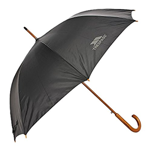 trespass-baum-umbrella-black