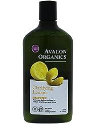 SHAMPOOING CLARIFIANT (Biologique - Citron) 325ml