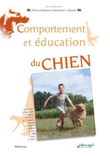 Comportement et éducation du chien par Thierry Bedossa